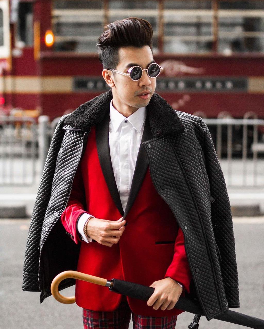 "Melbourne: Austin, Fashion Blogger, ""I'm not a prince, this ain't a fairytale."""