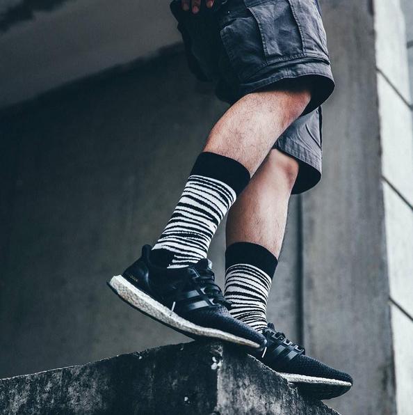 """Happy Socks.  Photo: <a href=""""https://www.instagram.com/jkrnn/"""" target=""""_blank"""">Jakkarin M</a>"""
