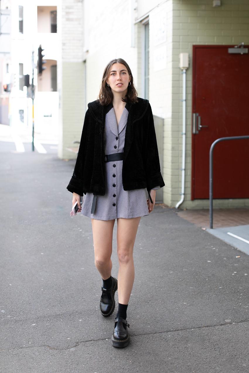 Sydney: Ellen, Jewellery Designer, Surry Hills, Photo: Maree Turk.