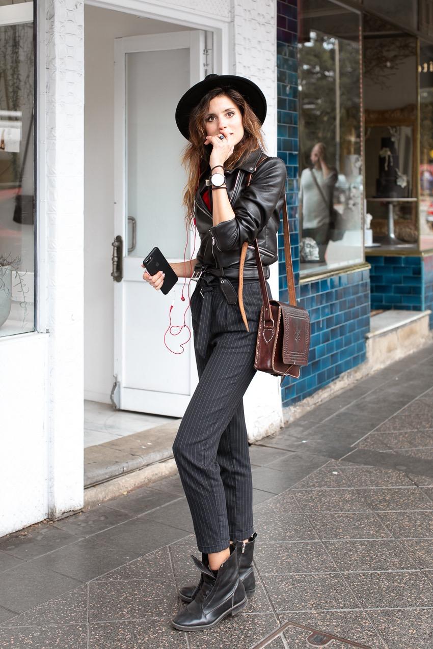 Sydney: Soraya, Model/Actress, Paddington, Photo: Maree Turk.