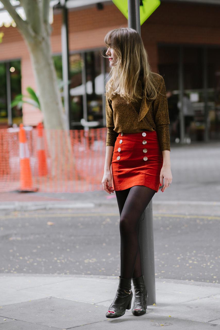 SA: Bridie, Fashion Retail, Ebenezer Place, Adelaide.