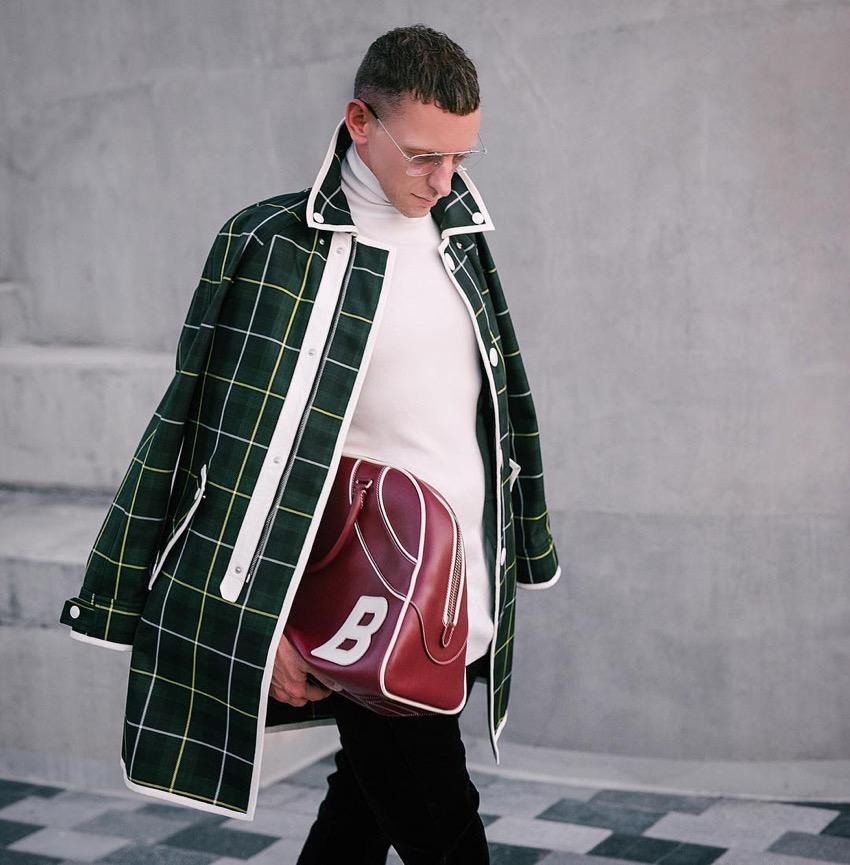 Melbourne: Jay Wilde, Menswear & Editorial Stylist, Chadstone, Melbourne.