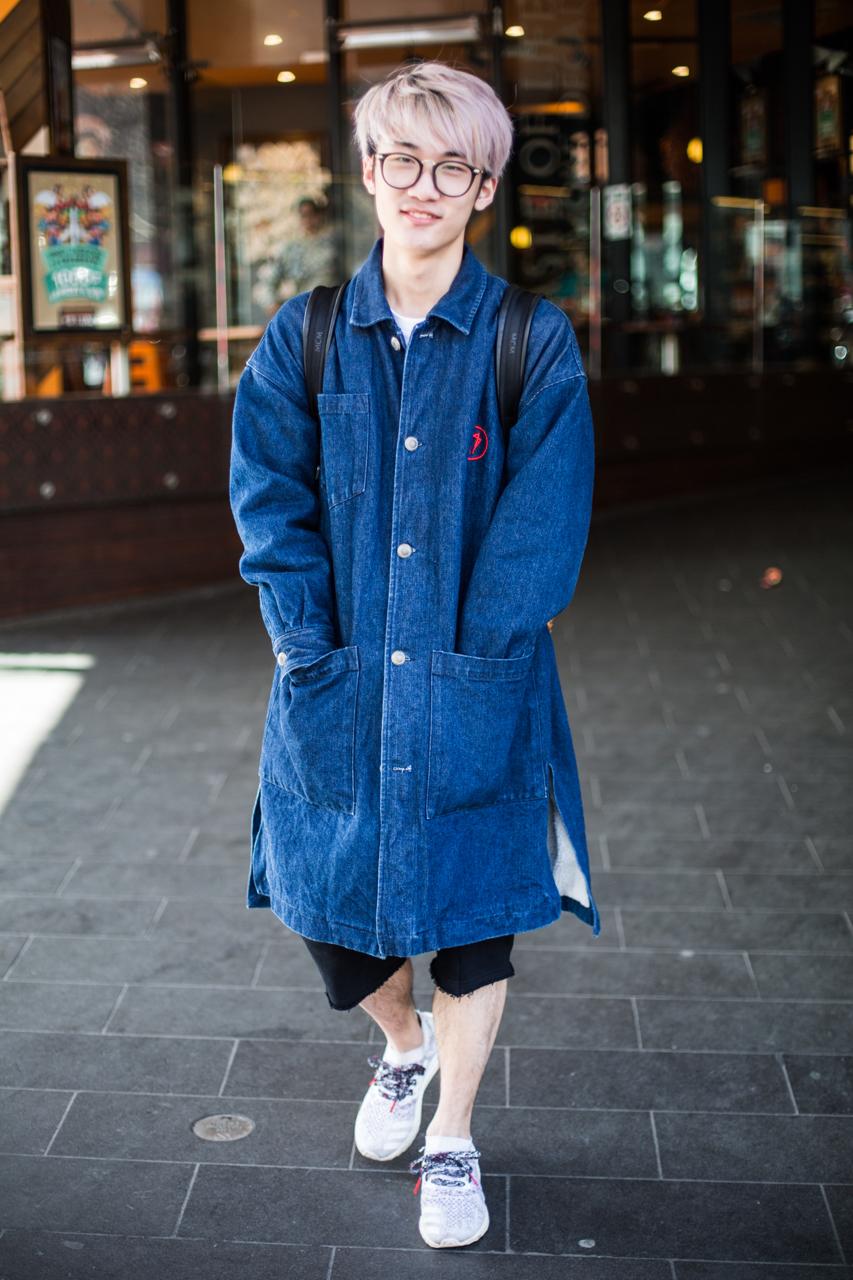 VIC: Junhui Jiang, student, QV, Melbourne. Photo: Zoe Kostopoulos