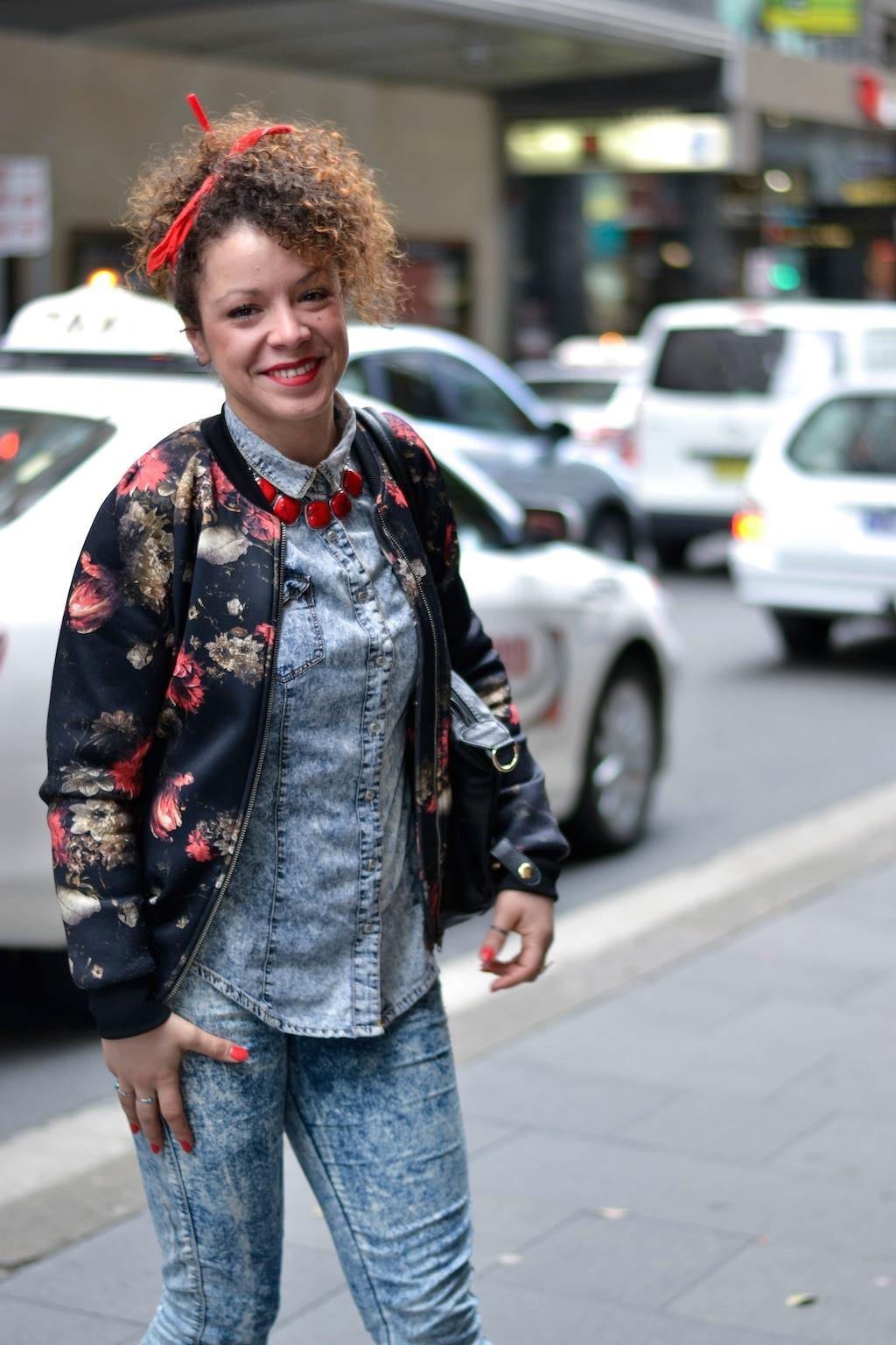 SA: Martina Mariani, hospitality, Chalmers St, Sydney. Photo: Alice Scriberras.