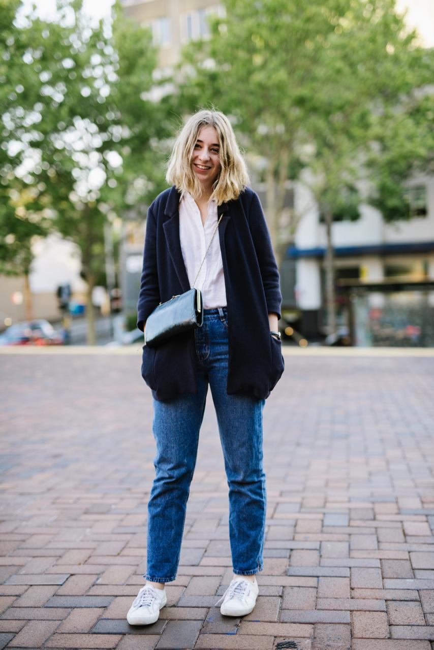 NSW: Olivia Partridge, Ultimo, Sydney.