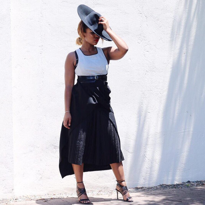 SA: Paulini Masika, blogger, Adelaide.