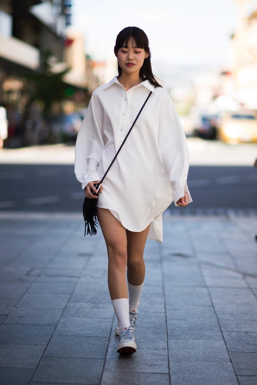 SA: Shi Yuhan, student, Pulteney St, Adelaide. Photo: Eli Francis