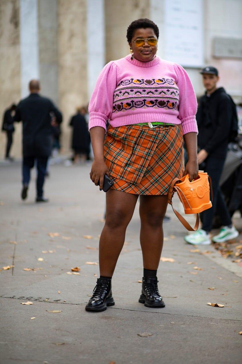 """Paris: <a href=""""https://www.fashionista.com""""target=""""_blank"""">Fashionista</a>"""