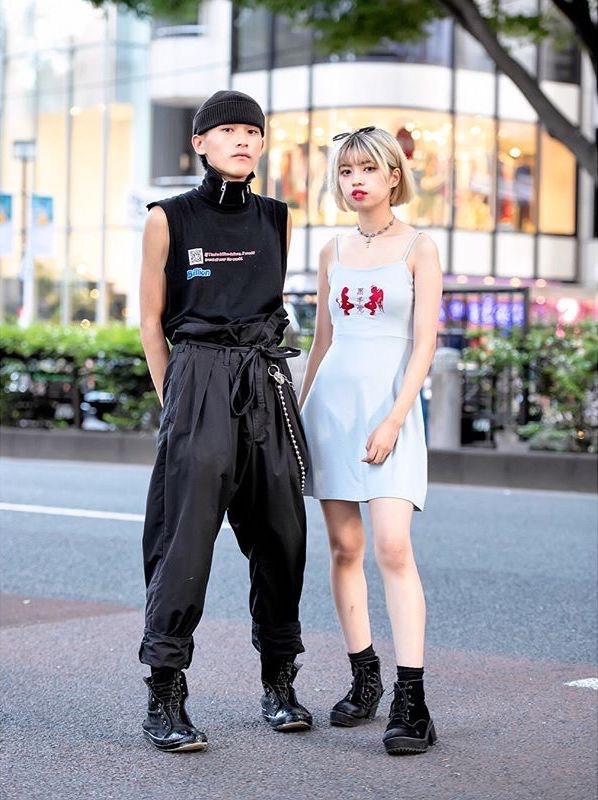 "Tokyo: <a href=""https://www.instagram.com/tokyofashion/""target=""_blank"">Tokyo Fashion</a>"