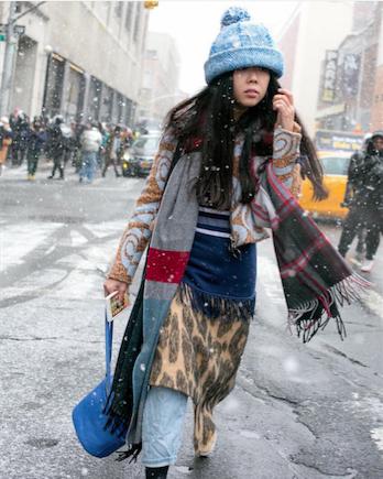 """New York: <a href=""""http://instagram.com/voguejapan/""""target=""""_blank"""">@voguejapan</a>"""