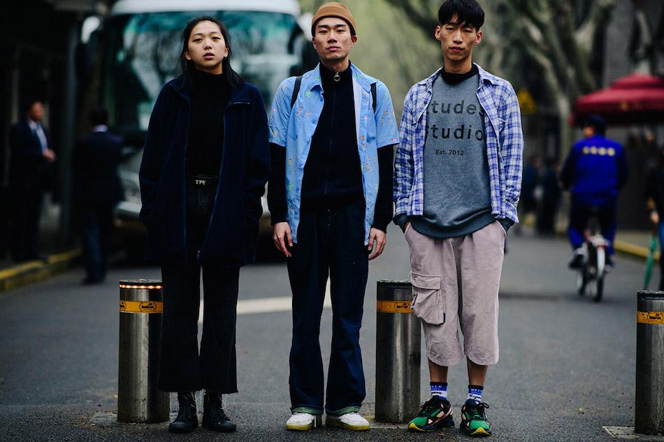 "Shanghai: <a href=""http://highsnobiety.com/""target=""_blank"">HIgh Snobiety</a>"