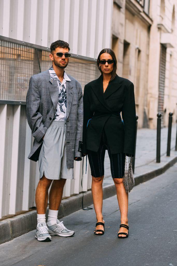 """Paris: <a href=""""https://footwearnews.com""""target=""""_blank"""">FWN</a>"""