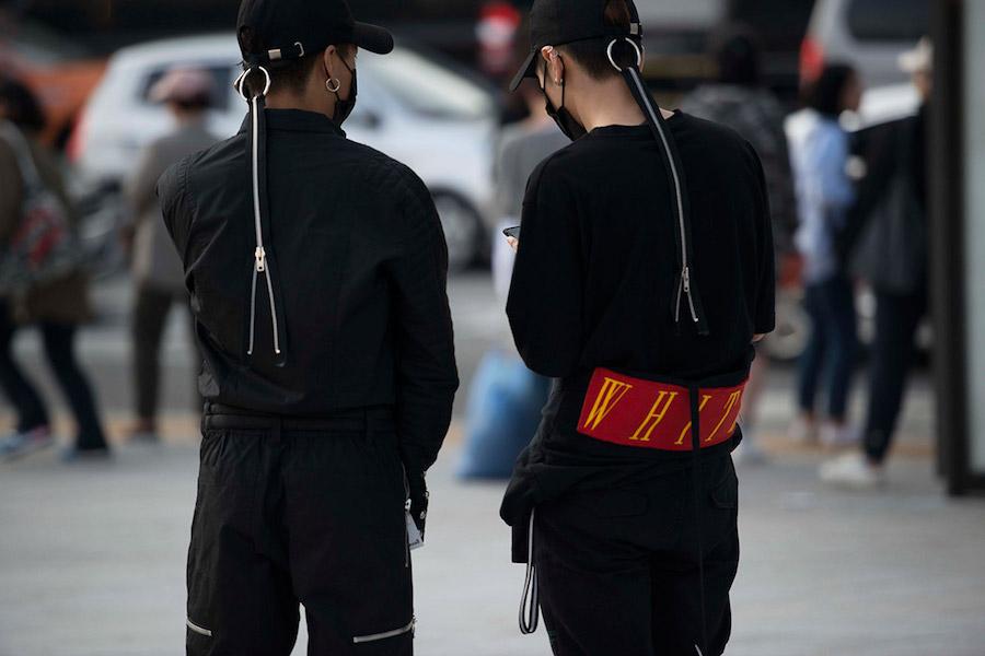 """Seoul: <a href=""""http://highsnobiety.com/""""target=""""_blank"""">High Snobiety</a>"""