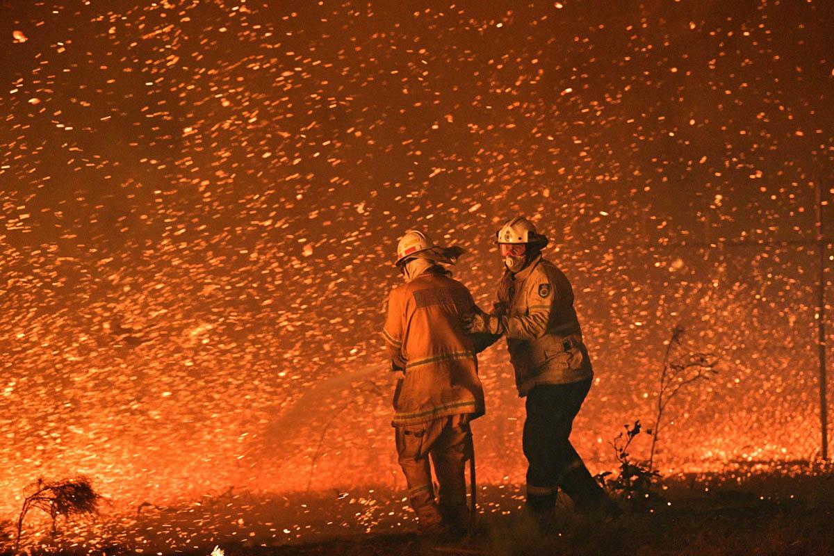 Nowra, NSW. Image: Saeed Khan, AFP