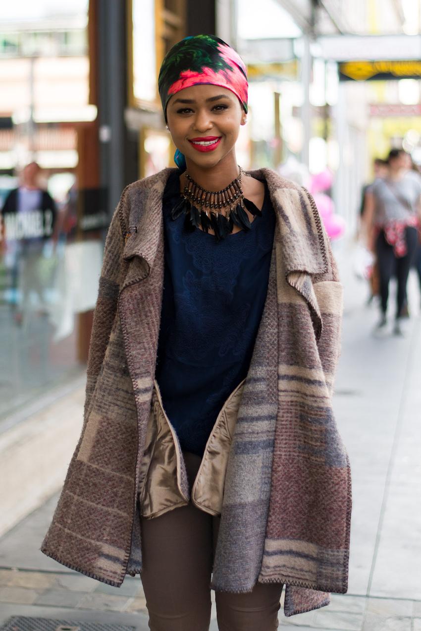 SA: Somaya Mahmoud, Retail, Rundle Street East.