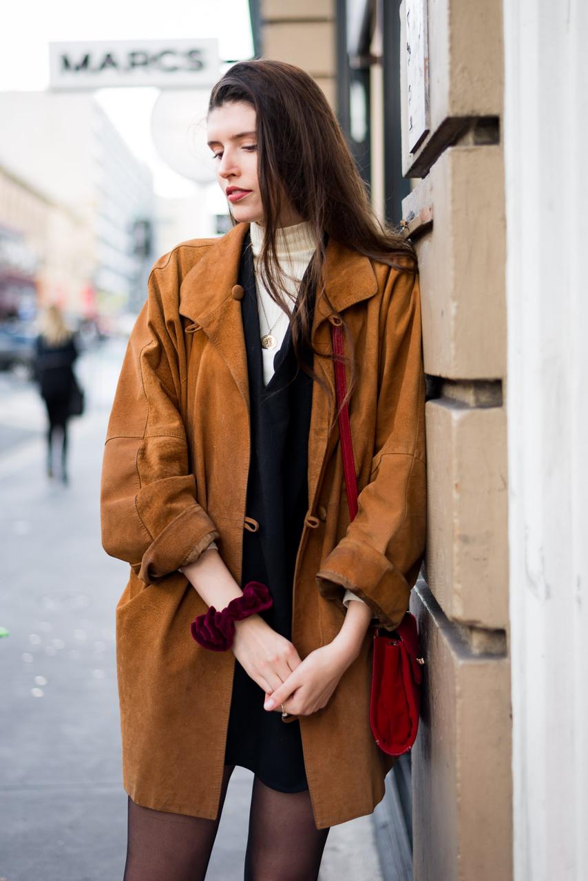 "SA: Sophie Loxton, Cafe Worker, Rundle Street East. ""I dress like a dad."""