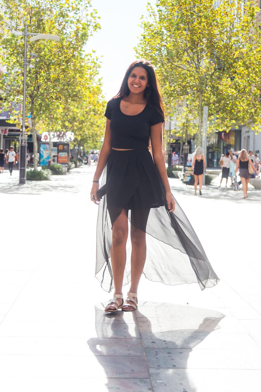 "WA: Cheryl Coyne, Perth City, spotted by <a href=""http://www.rahstudios.com.au/street-style.html/"" target=""_blank"">Alain Quah</a>"
