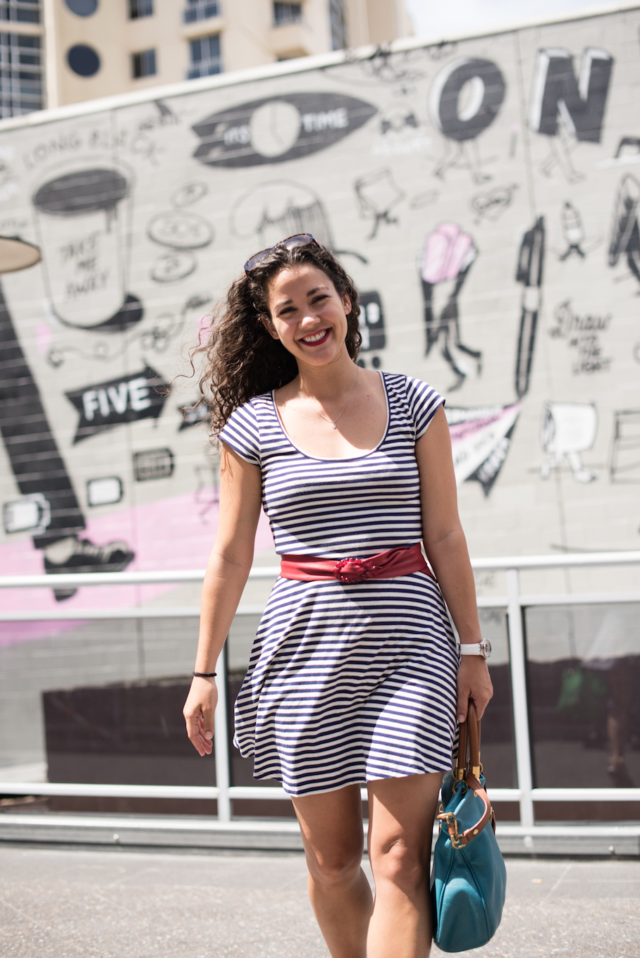 "NSW: Kathleen O'Neal, Actor, Bondi Junction. ""I like wearing clothes that make me feel free."" Photo: <a href=""http://frederiquemadi.com/"" target=""_blank"">Frédérique Madi </a>"