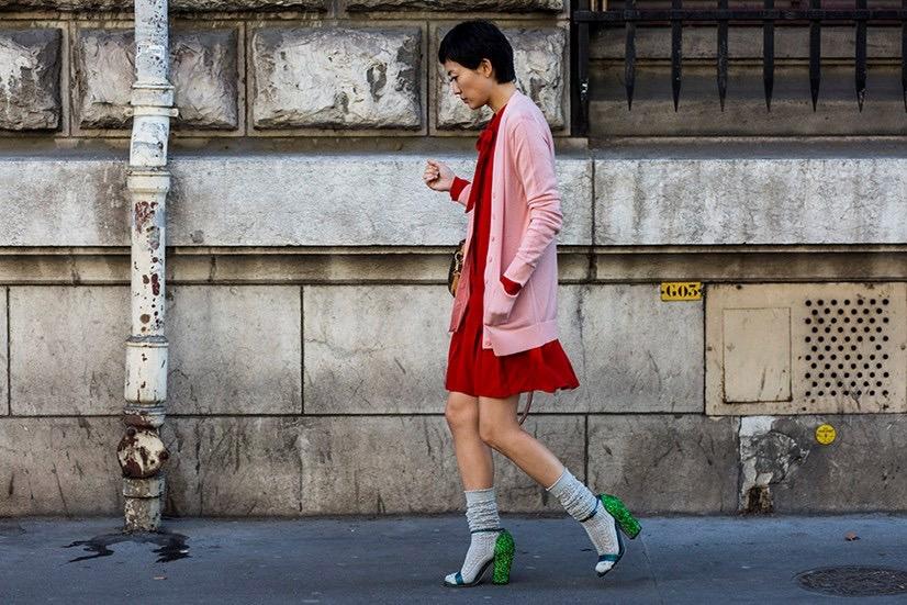 """Paris: <a href=""""http://www.harpersbazaar.com/"""">Harper's Bazaar</a>"""
