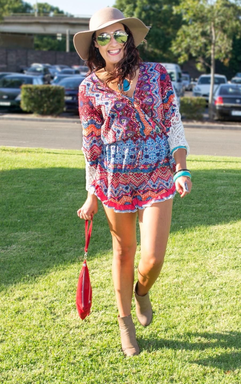 NSW: Demi Turner, event co-ordinator, Rose Hill Racecourse. Photo: Alice Sciberras