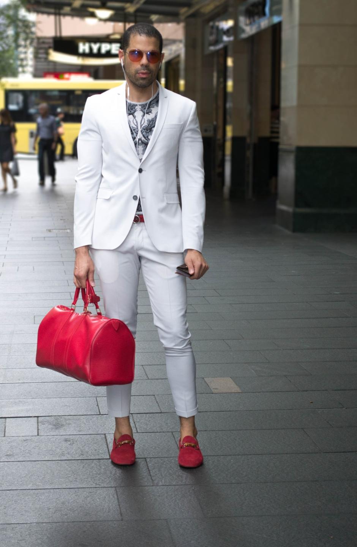 NSW: Rafael_Despradel, Pitt St Sydney, spotted by Alice Sciberras.