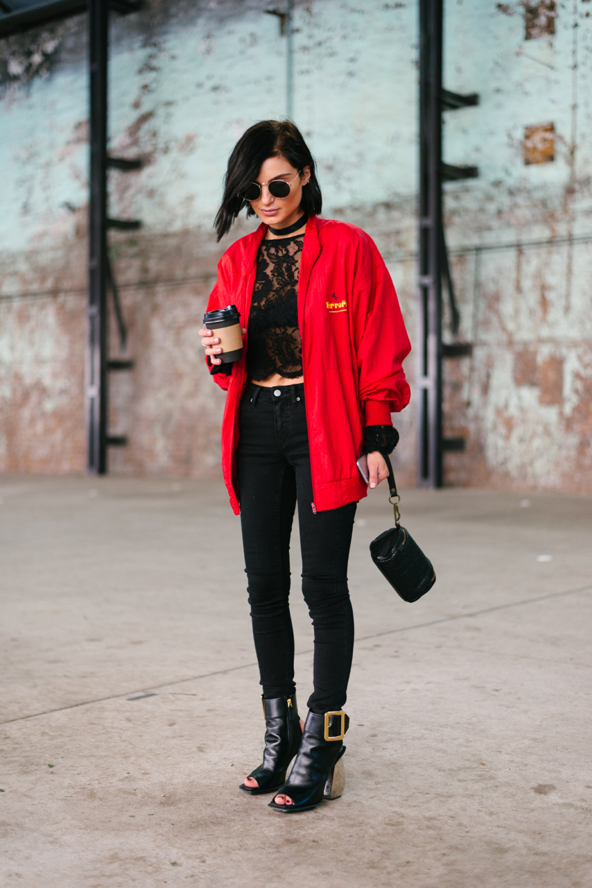 NSW: Domenica Calarco, Blogger, Carriageworks Sydney.