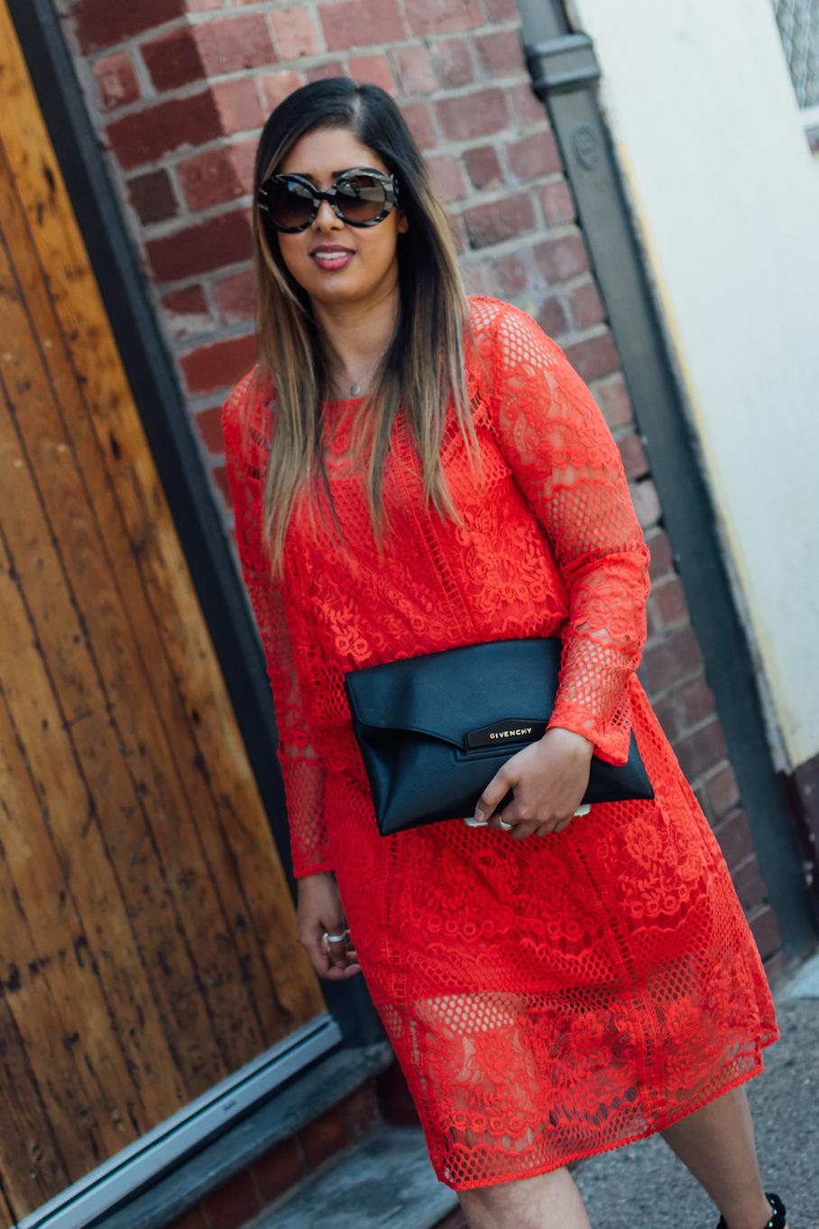 SA: Farzana Farouk, Designer, Adelaide Fashion Festival.