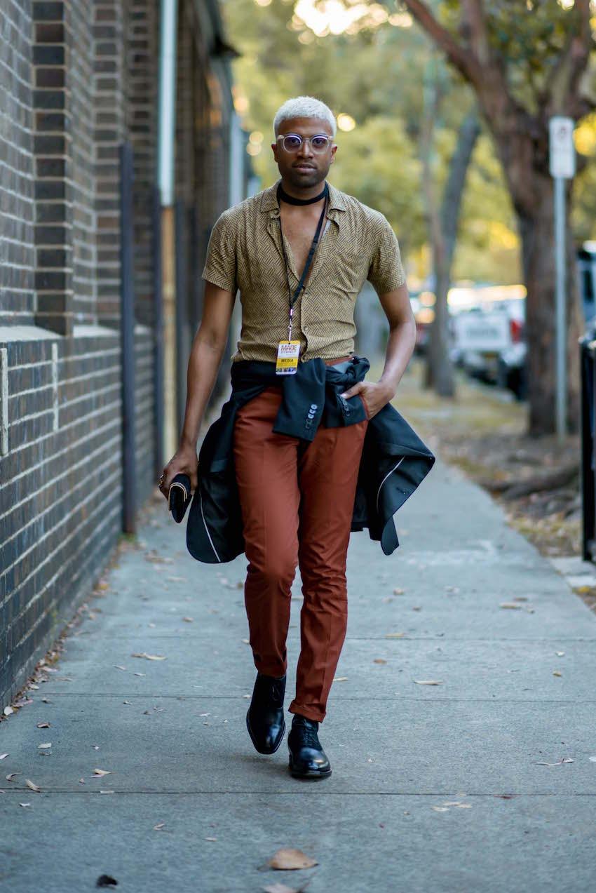 NSW: Futol Aymeric, Stylist, Fa Concept Mag, Sydney.