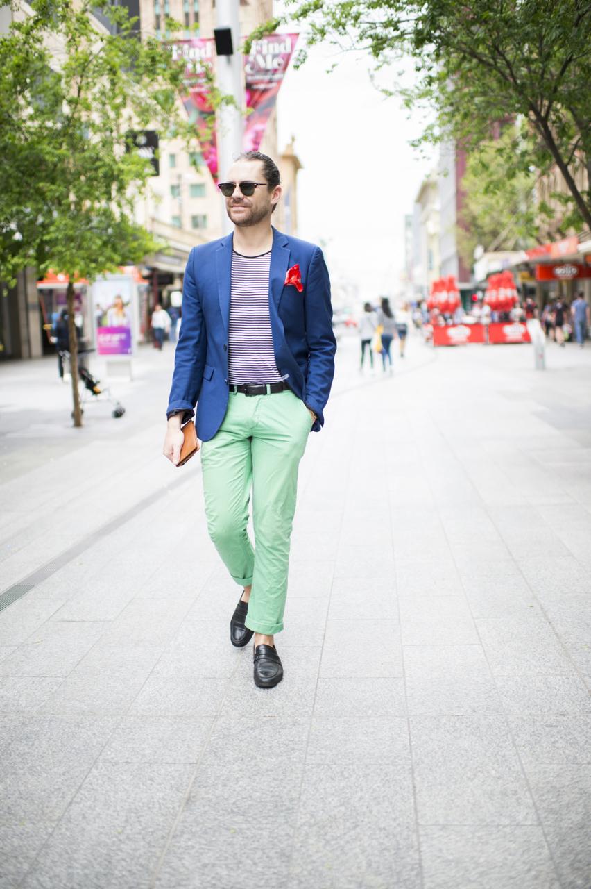 SA: Daniel Stanning, Interior Designer, Adelaide CBD. Photo: Eli Francis
