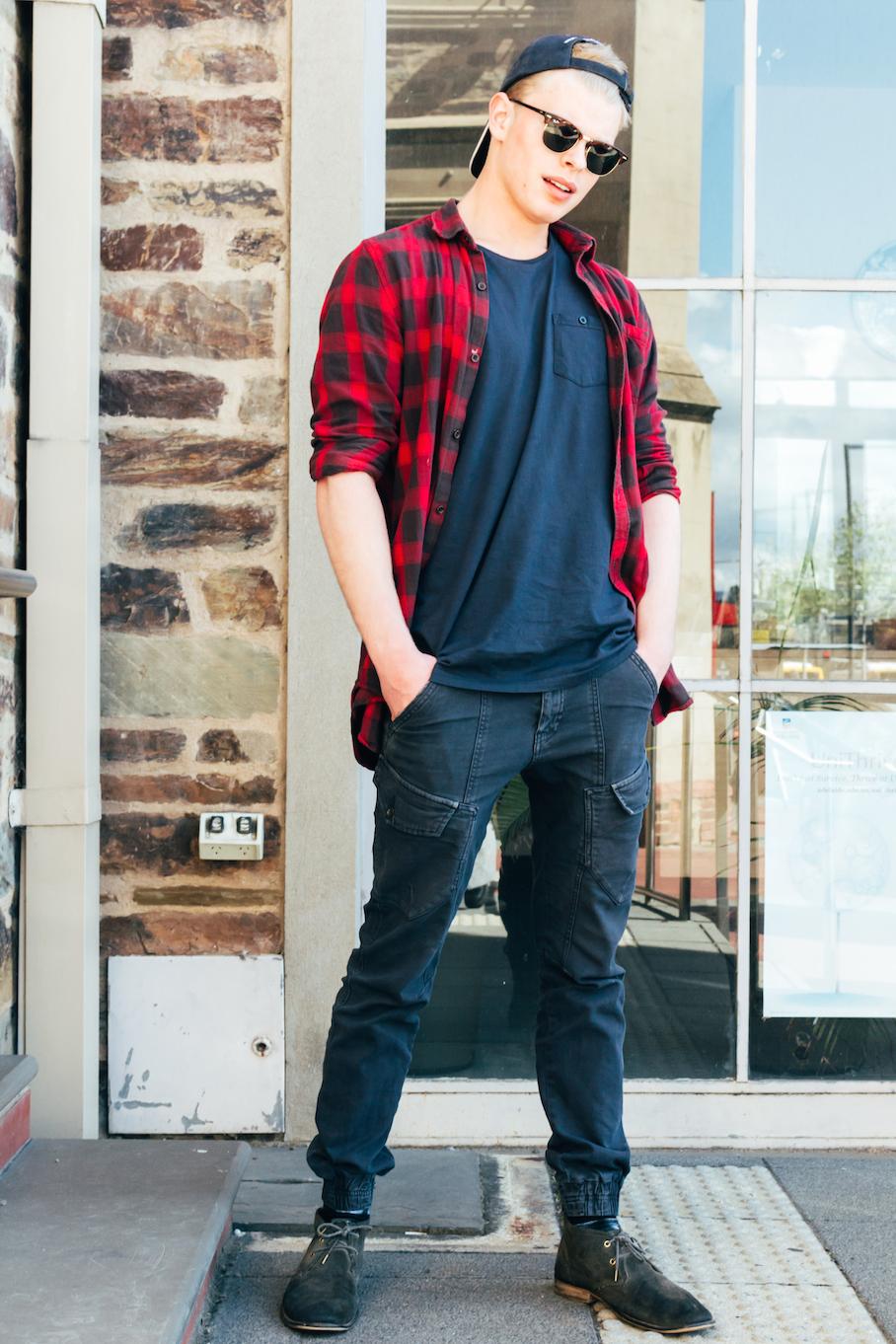 SA: Tom Miller, student, North Terrace.