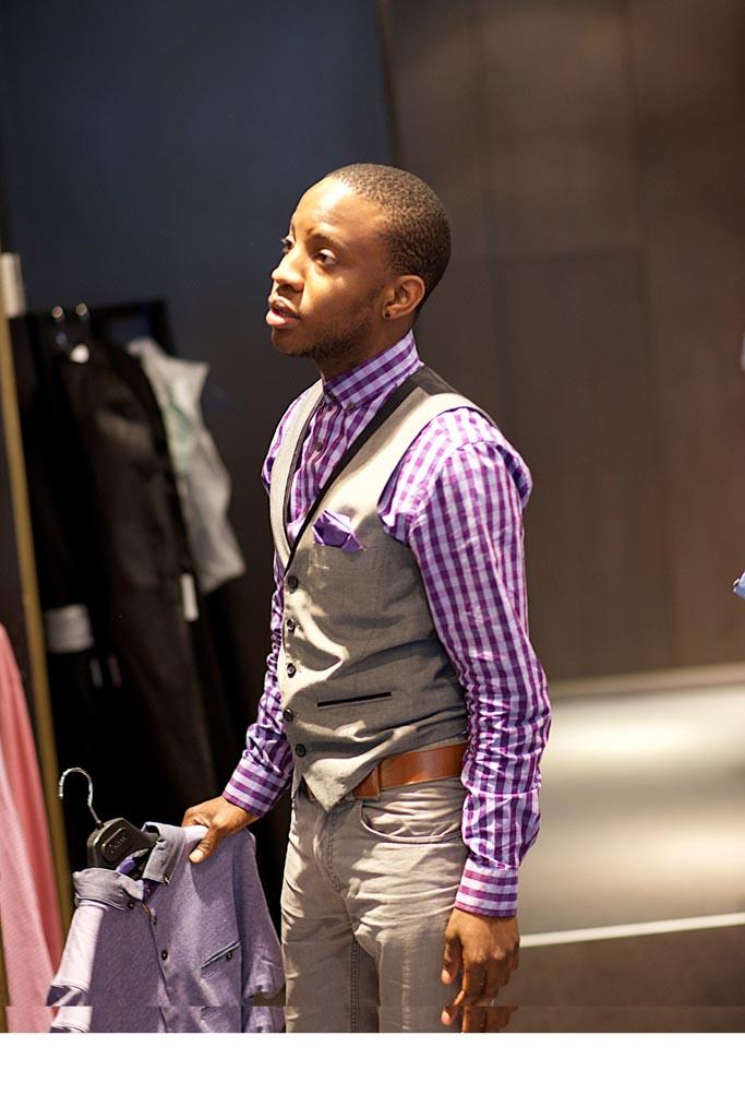 WA: Nkazi Sibindi, Sales Executive, Perth. Photo: Alan Wu