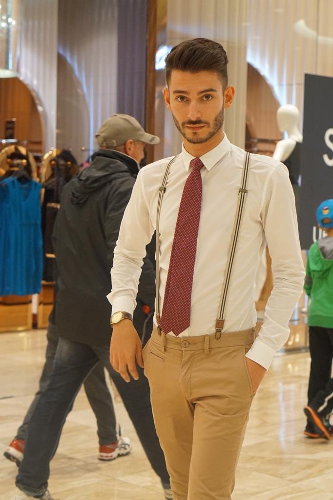 Adelaide: Kyriakos Darzanos, retail, Rundle Place.