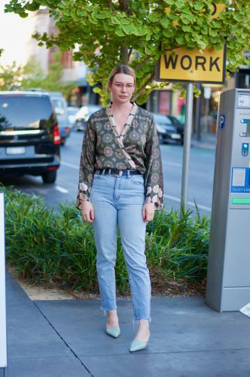 "Adelaide: Amanda Kratzmann, Retail, Rundle St. ""Vintage mixed with modern."""
