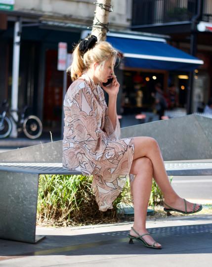 "Adelaide: Siham Elmawey, Fashion Designer, Rundle St East. ""Pushing boundaries."""