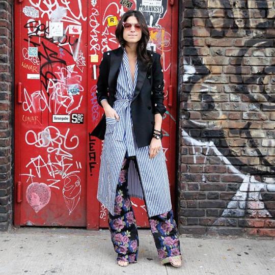 "New York: <a href=""https://www.instagram.com/manrepeller/""target=""_blank"">@manrepeller</a>"