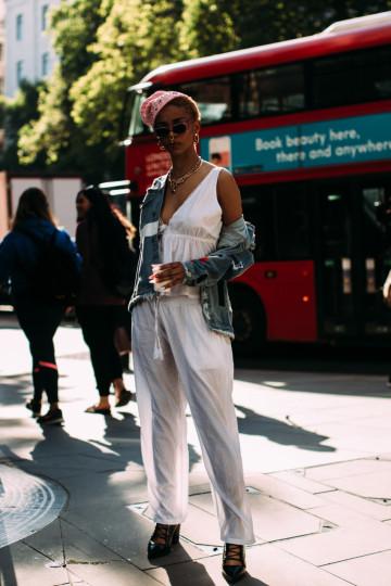 """London: <a href=""""https://fashionista.com""""target=""""_blank"""">Fashionista</a>"""