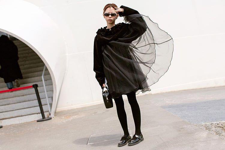 "Shanghai: <a href=""https://www.instagram.com/ghostindress/""target=""_blank"">Ghost in Dress</a>"