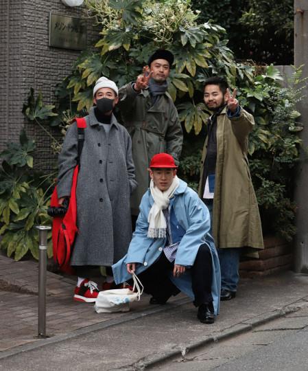 "Tokyo: <a href=""https://www.highsnobiety.com""target=""_blank"">Highsnobiety</a>"