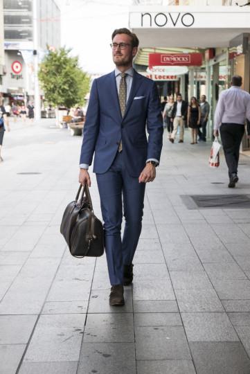 SA: Lucas, Rundle Mall, Adelaide. Photo: Eli Francis