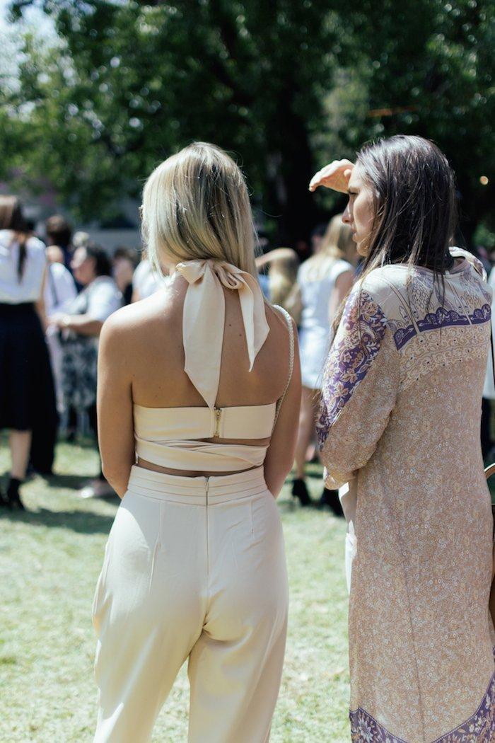 2015 Adelaide Fashion Festival Hindmarsh square