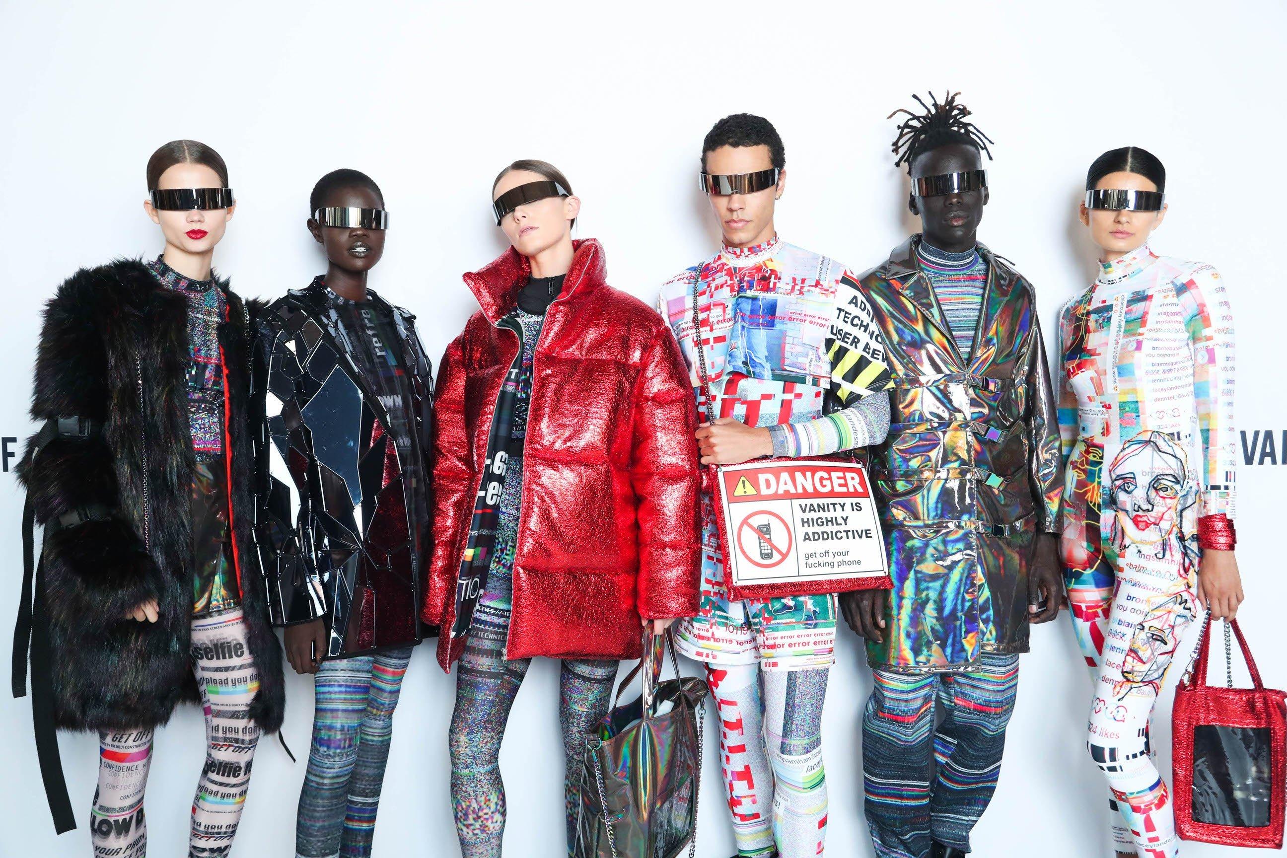 women's fashion designer Eily Shaddock