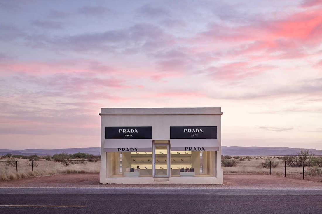 LUMAS Gallery Prada
