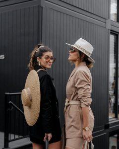 Twice Blessed Bloggers Rebecca & Marissa Karagiorgos