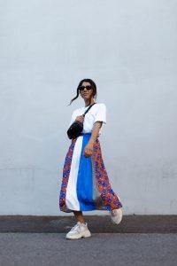 Zena Najja's personal style