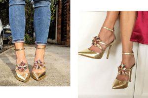 Luxe shoe label -DESYLLAS