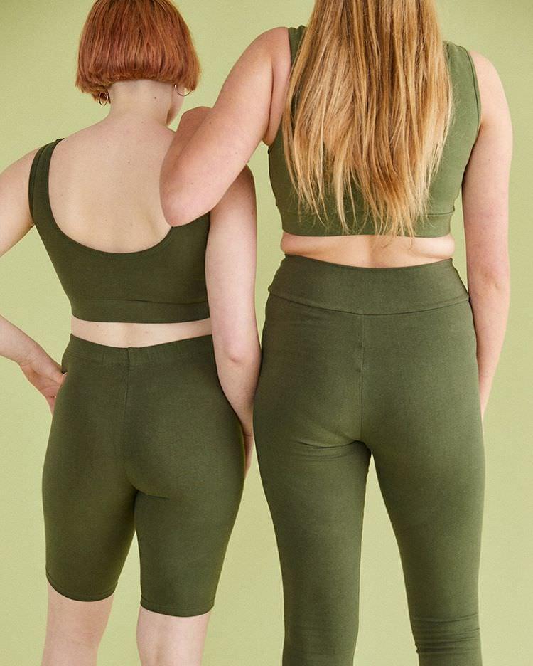 Sustainable Australian Activewear label Vege Threads