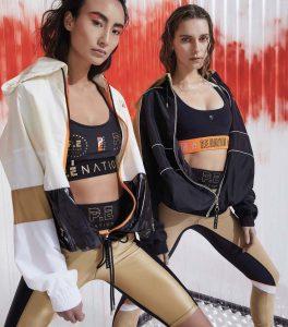 P.E. Nation designer sportswear