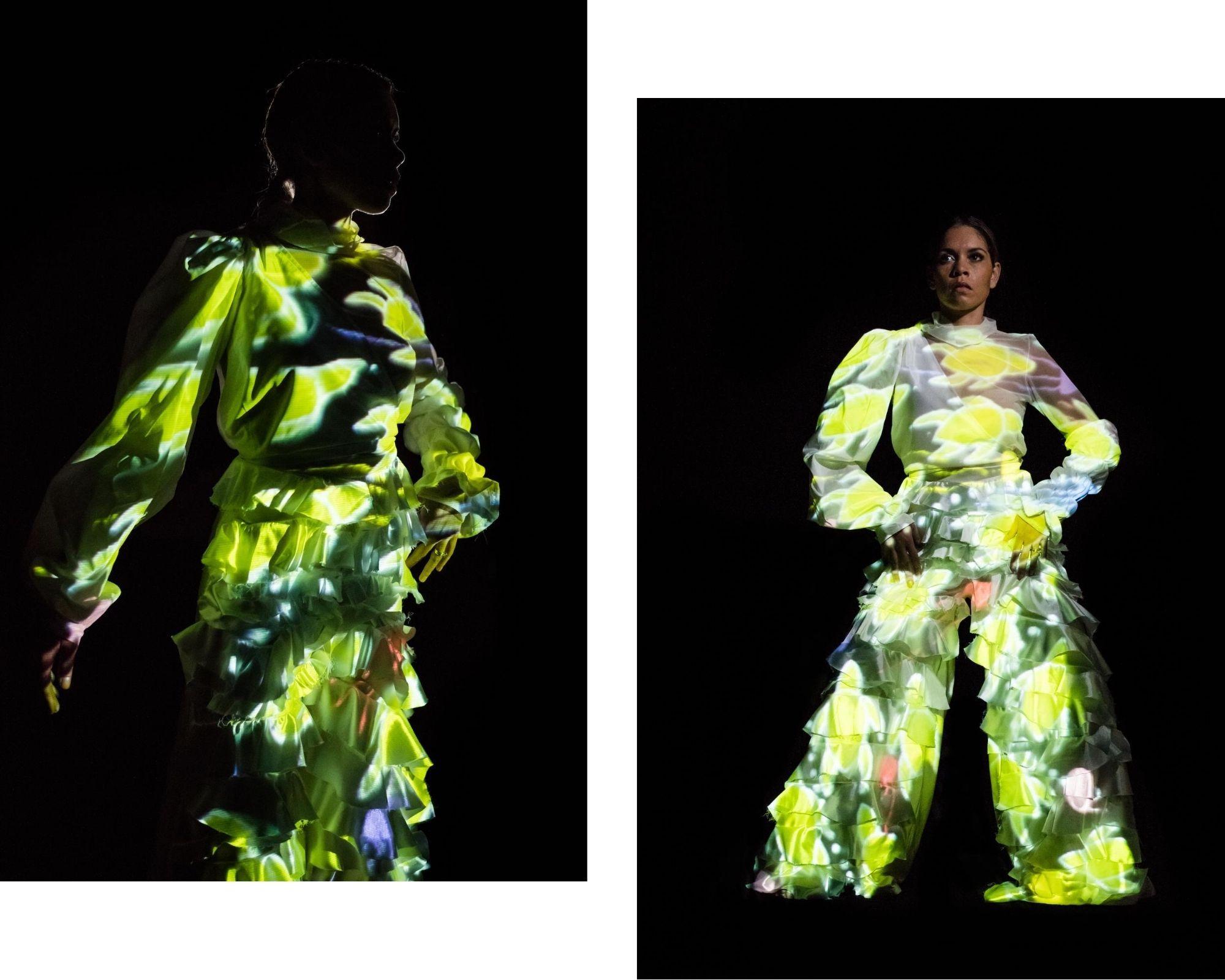 Indigenous fashion designers Hopevale Arts