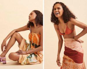 Aboriginal Model Cassie from Jira Models