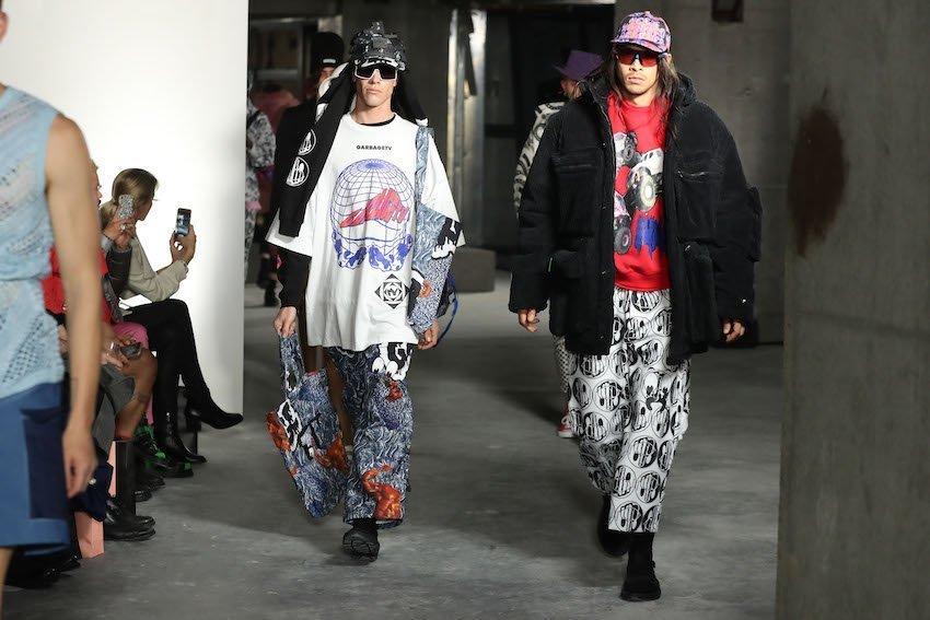 MFW _Melbopurne Fashion Week - Garvage tv